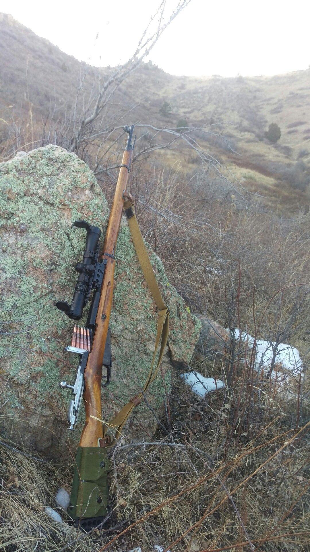 mosin nagant m91/30 Military guns