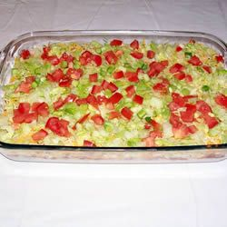Fantastic Mexican Dip Allrecipes.com