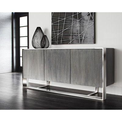 Sunpan Modern Club Dalton Sideboard Modern Sideboard Oak Sideboard Furniture