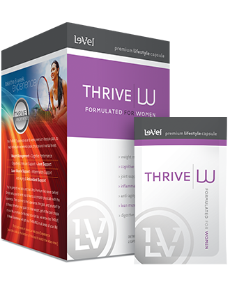 Formulated for every woman who's thriving for the ultimate daily lifestyle. Our all natural, premium grade formula of Vitamins, Minerals, Plant Extracts, Anti-Oxidants, Enzymes, Pro-Biotics, and Amino Acids is the first and only Ultra Premium Formula ever developed. Live more, be more, experience more, THRIVE for more with THRIVE W.THRIVE W - Formulated for Women
