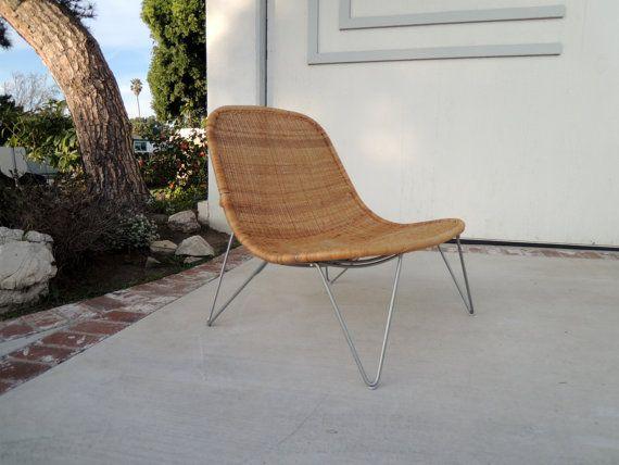 VINTAGE Ikea PS Hjalton Woven Chair By James Irvine By HouseCandyLA  #Losangeles #furniture #