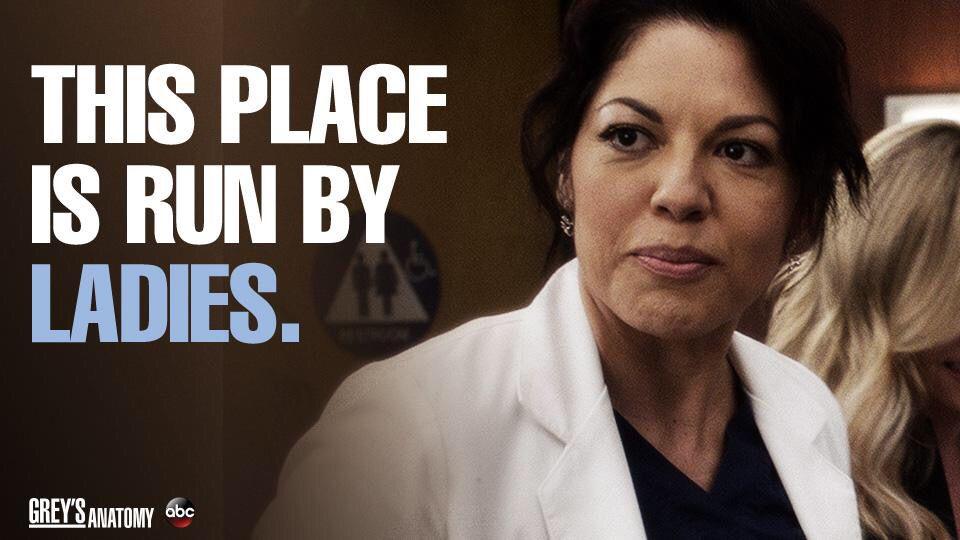 Callie quote Season 12 Grey's Anatomy