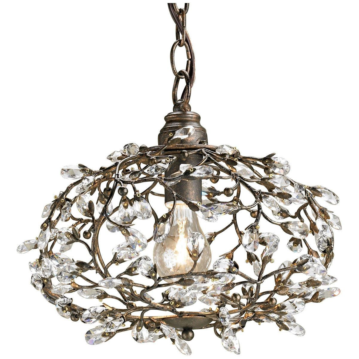 Currey and Company Dream Pendant 9003