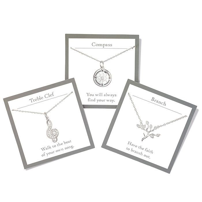Pendants with meaning and cz accents the sterling silver pendants with meaning and cz accents the sterling silver infinite meanings necklace features a pendant charm displaying a special meaning on itfeatures aloadofball Choice Image