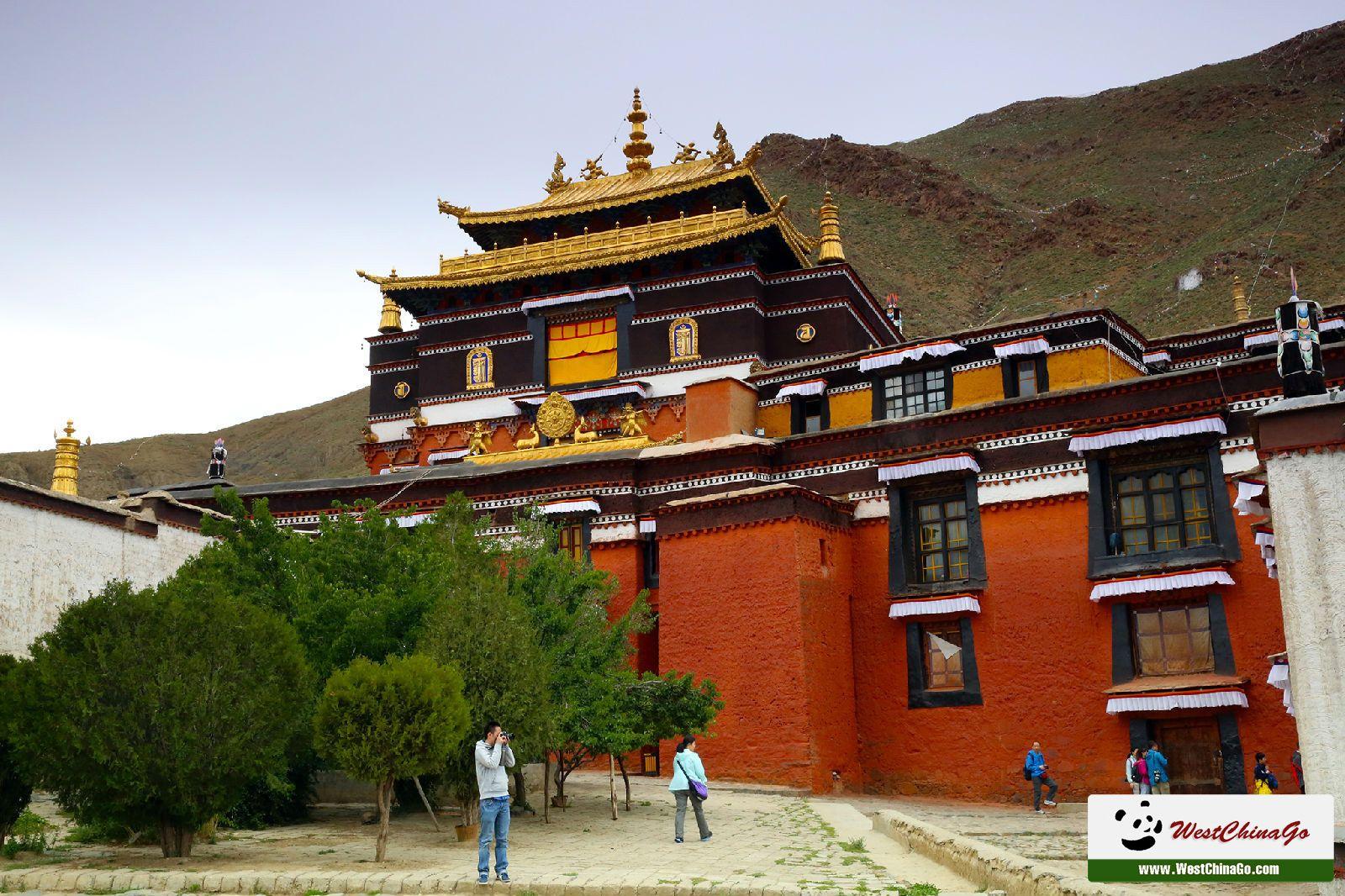 szashilunbu monastery debating