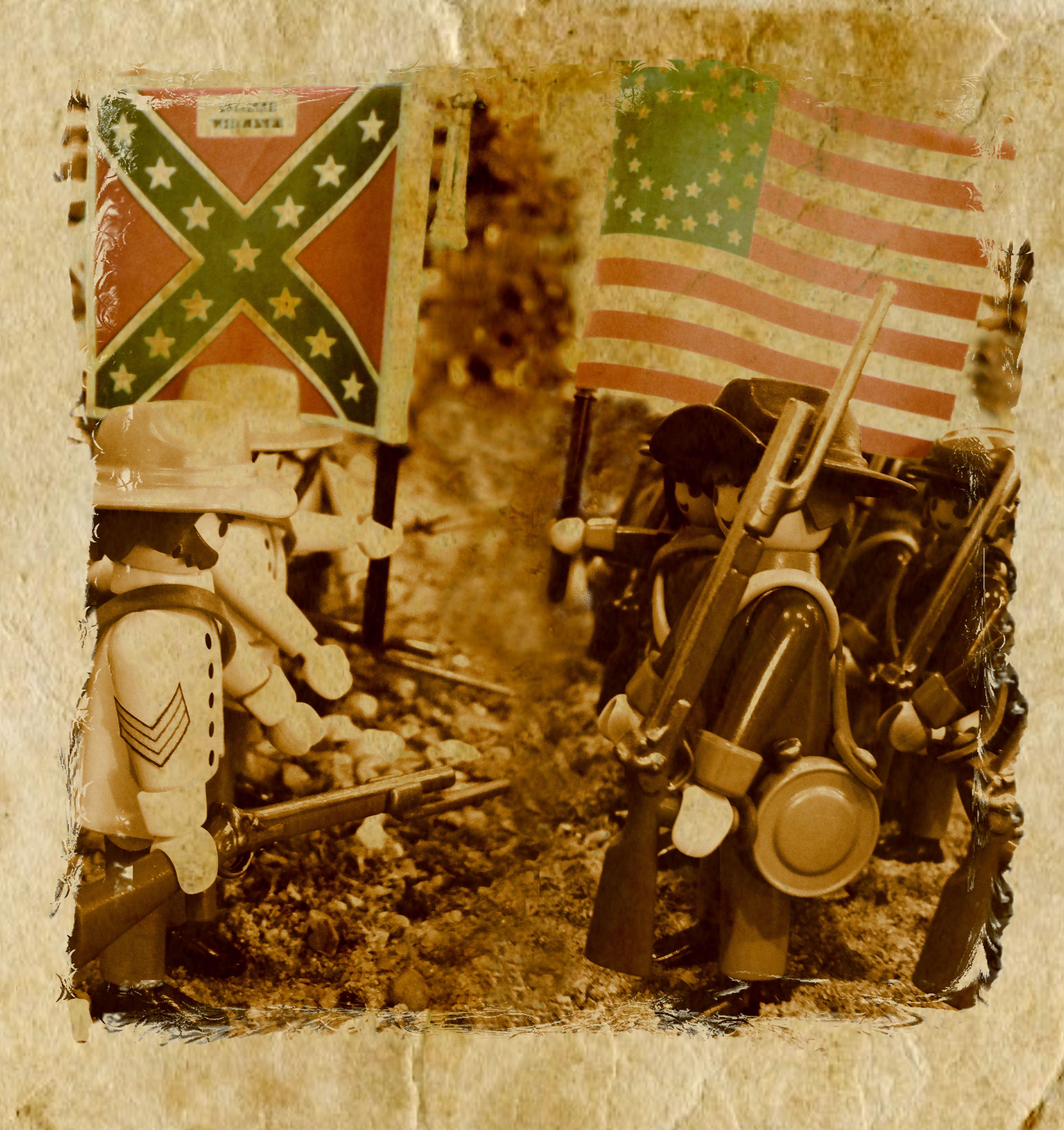 Bandera De Batalla Banderas Rebeldes Estados Confederados De América Bandera Confederada