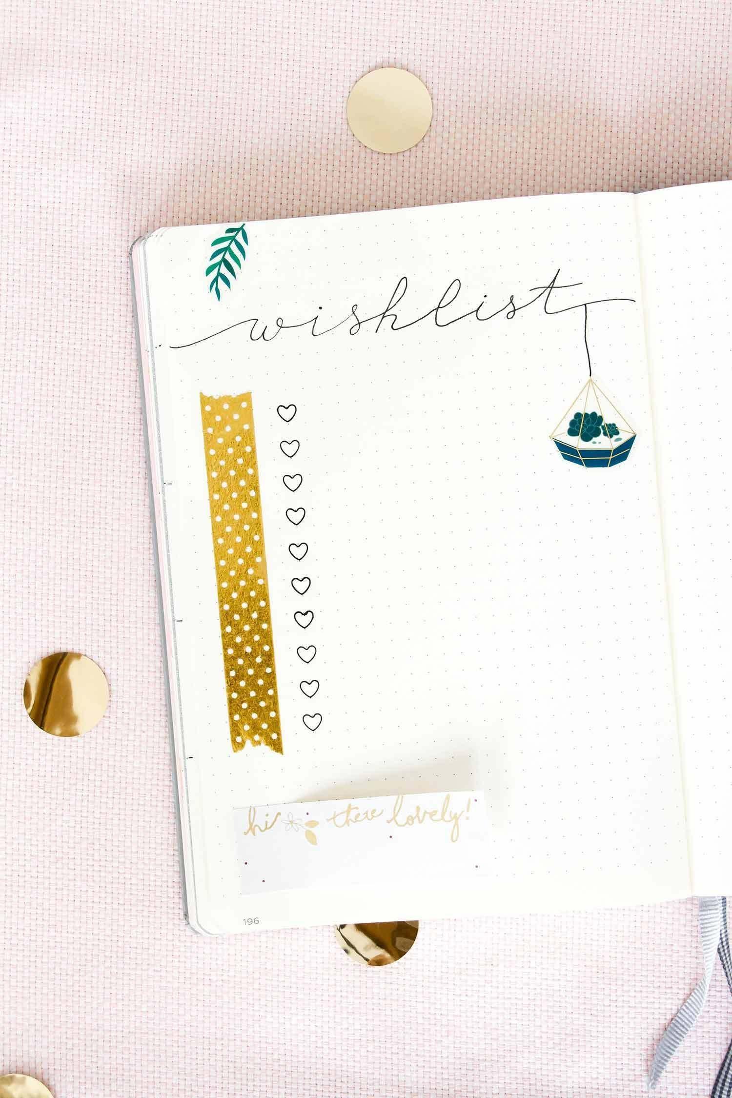 Photo of Comment décorer son Bullet Journal sans avoir à dessiner – Manayin