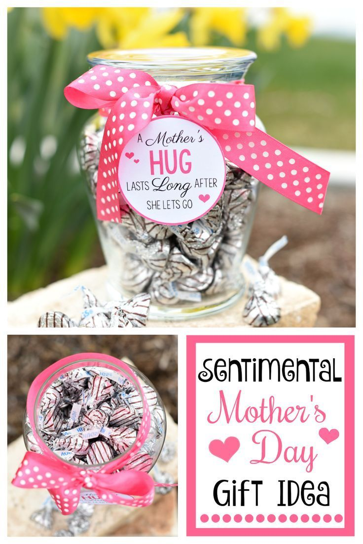 Sentimental Gift Ideas for Mother's Day Diy gifts for