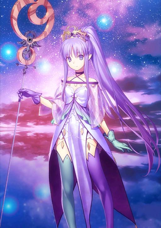 Caster Medea Lily Fate Pinterest Anime