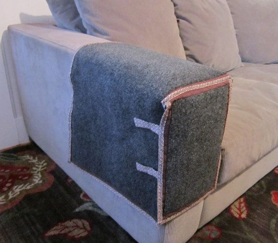 Cat Scratching Couch Or Chair Arm Protection By Thepracticalcat