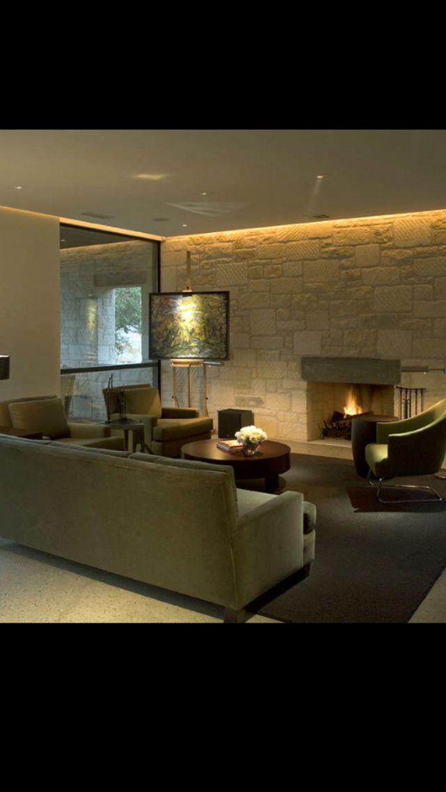Inspirierend Wohnzimmer Indirekte Beleuchtung Sammlung Von Wohndesign Stil