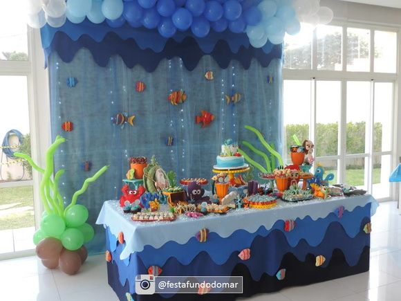 Pin Em Under The Sea Party