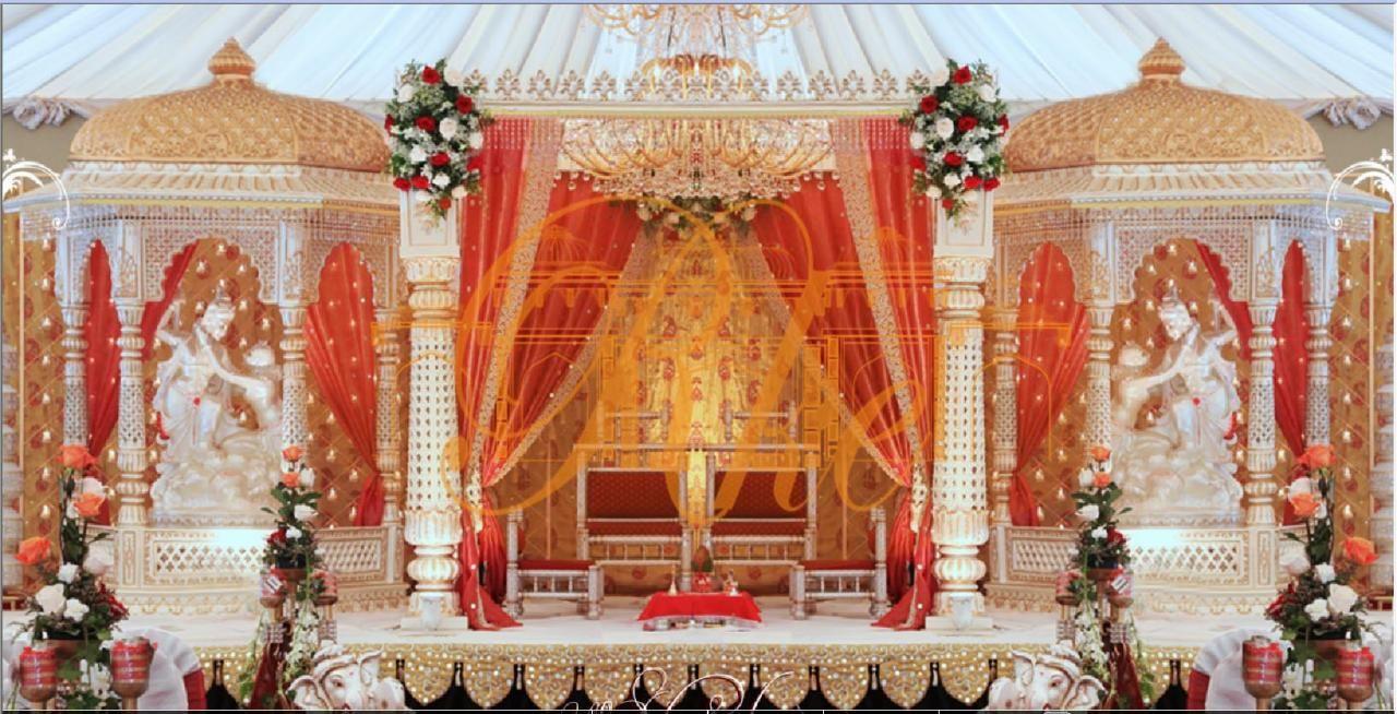 Hindu wedding decoration ideas  indian wedding decorations  Google Search  A INDIAN AERICAN FUSION