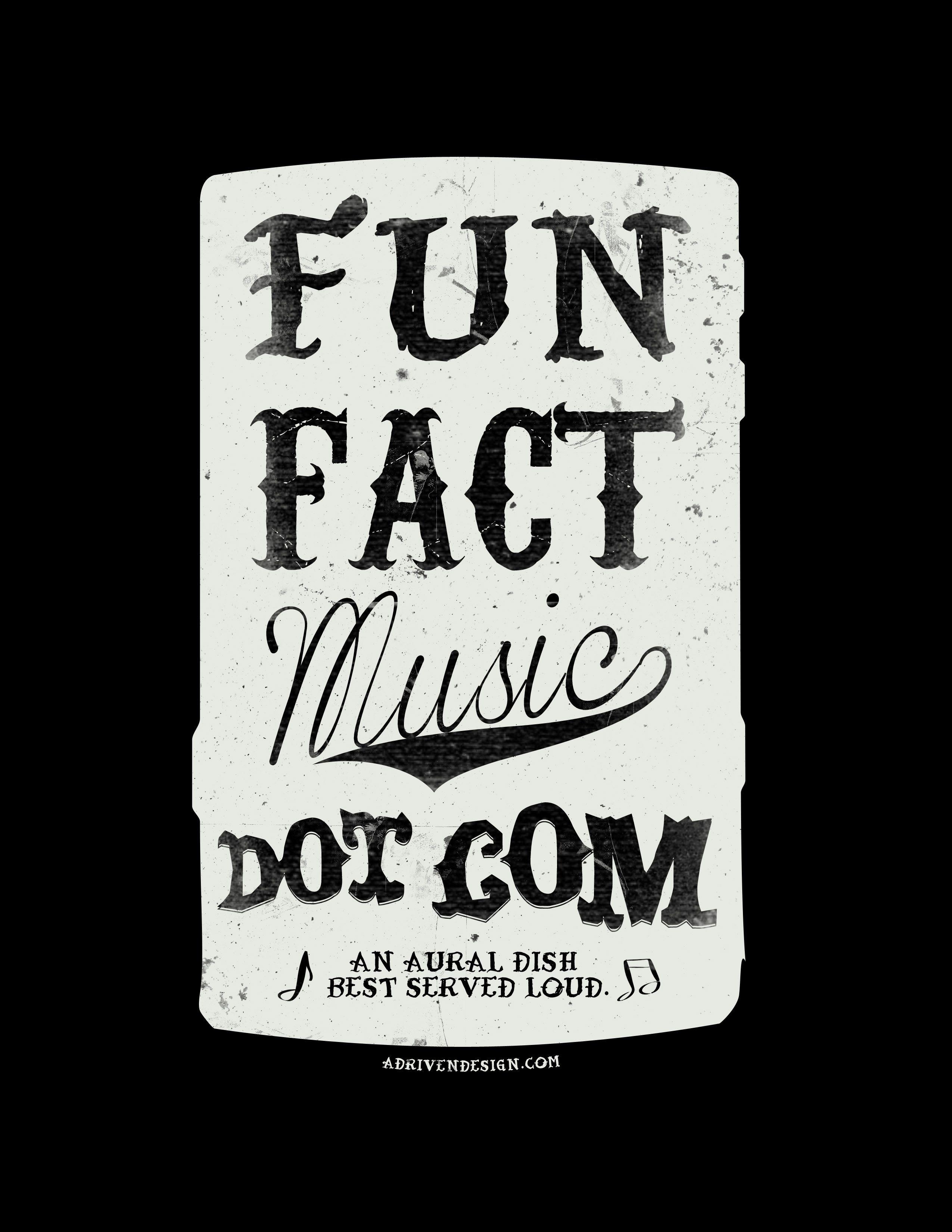 Fun Fact T-Shirts! $15/each