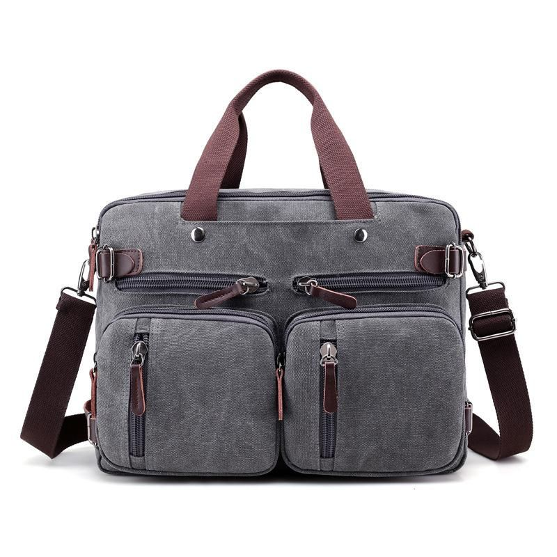 2018 Notebook Computer Laptop Bag Men/'s Women Briefcase Shoulder Messenger Bags