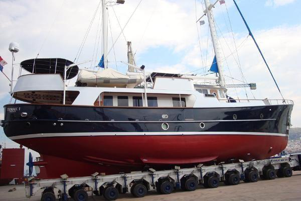 Seaton Steel Motorsailer 26m Boats Amp Nautical Boat