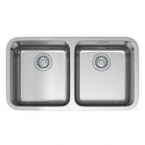 Franke Largo LAX 120 36-36 Undermount 2.0 Bowl Kitchen Sink ...