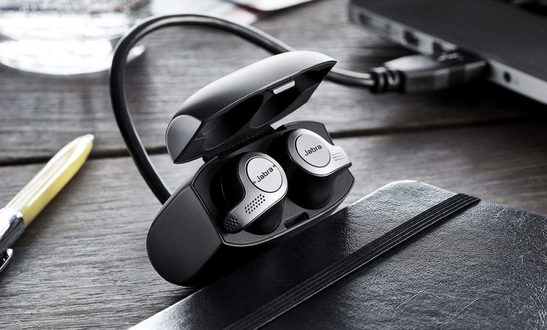 Exclusive Jabra Elite 65t Earbuds Just 139 99 With Promo Code Wireless Earbuds Earbuds Wireless Sport Earbuds