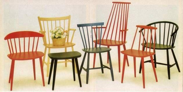 FDB stolen: Folkets klassiske møbler genoplives   Stol
