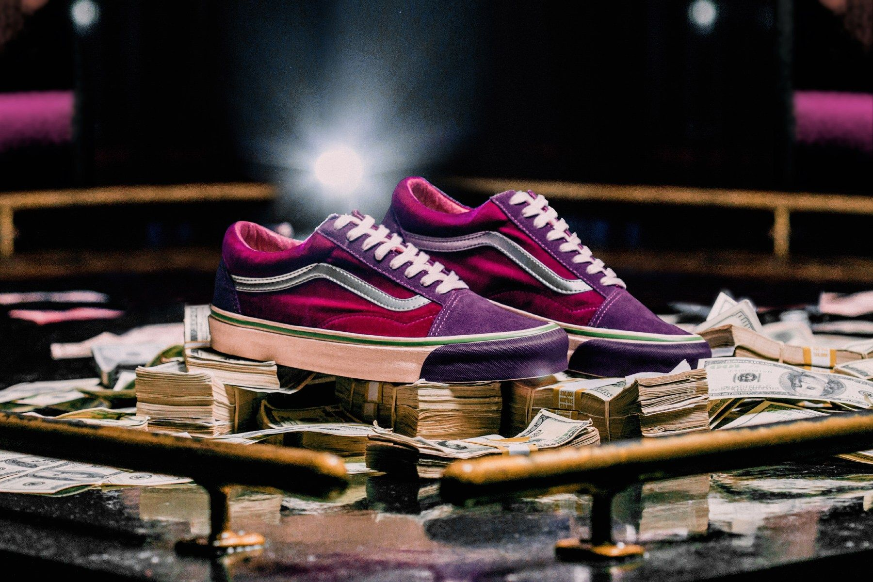 caa16630efd88b Feature Boutique x Vans Vault