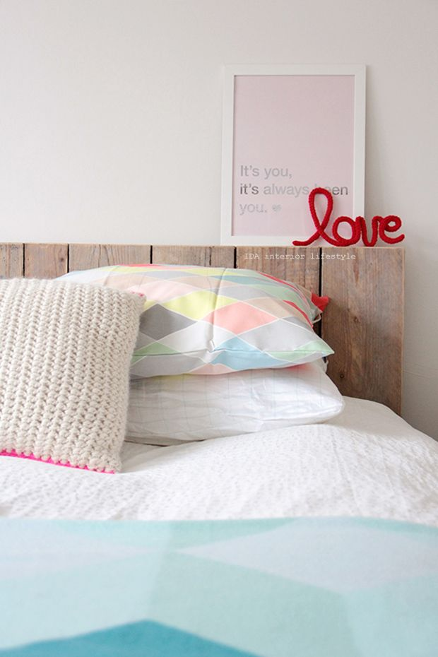 **IDA Interior Lifestyle** Bedroom Pastels**