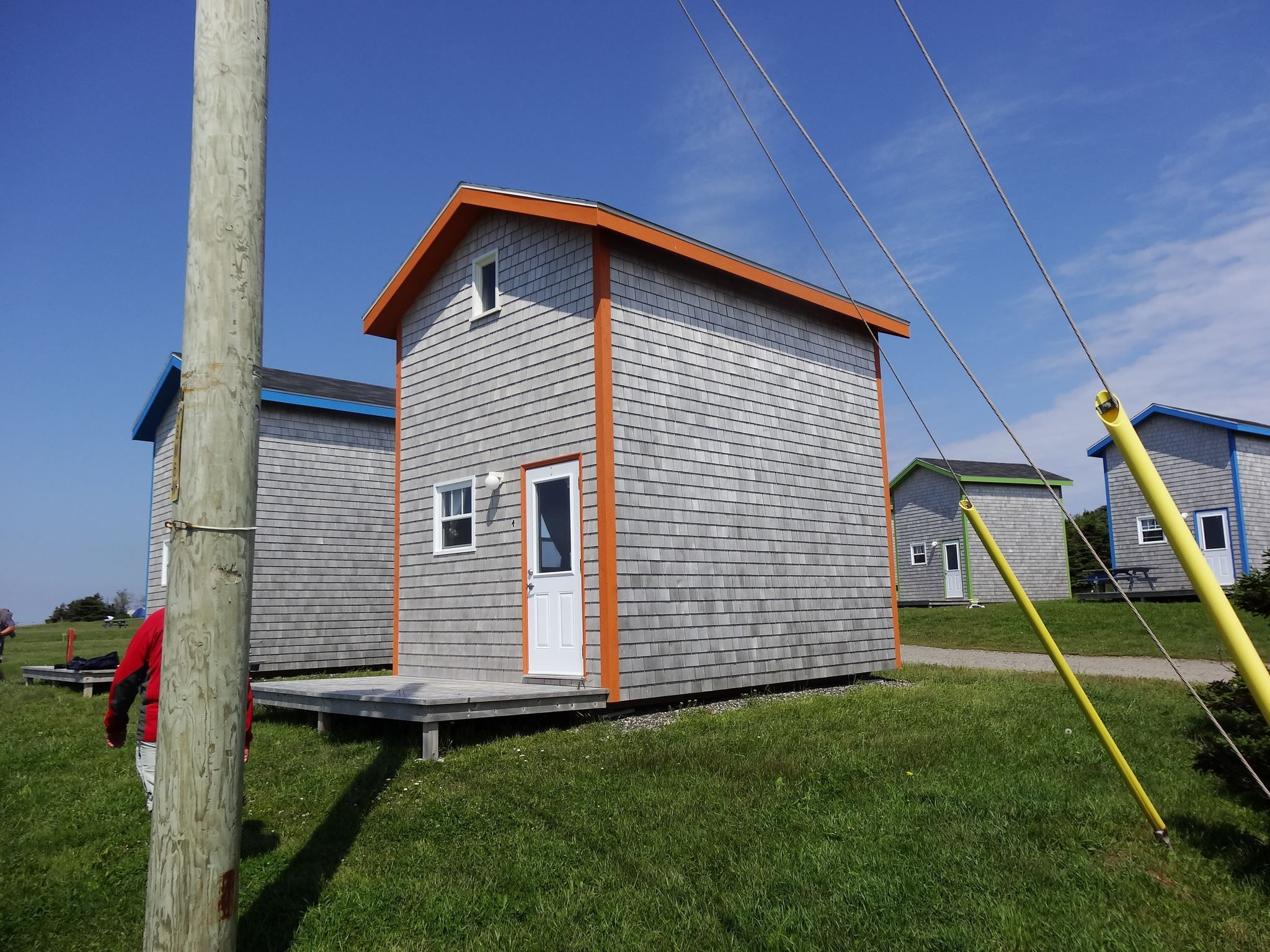 Tiny Houses Magdalen Islands In Quebec Cute Little Houses Shed To Tiny House Tiny House Design