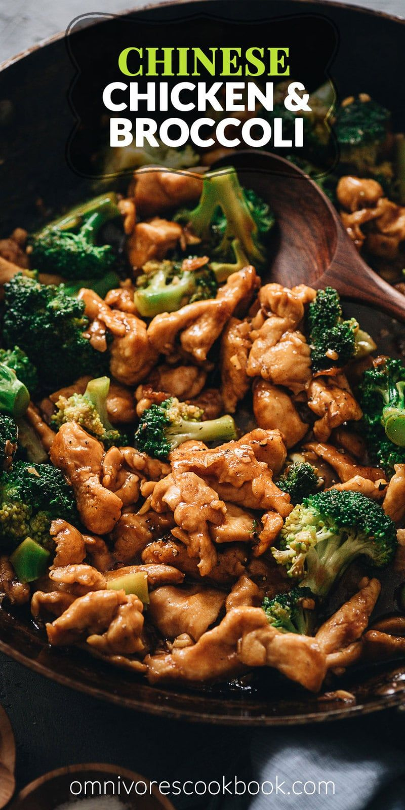 Chicken and Broccoli (Chinese Takeout Style)