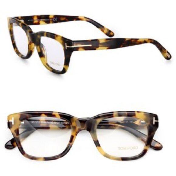 1d4a028e915 Tom Ford Havana plastic wayfarer eyeglasses Color  Vintage Tortoise Frame  style  Optical Model  TF 5178 Frame material  Plastic Eyewear collection  Tom  Ford ...