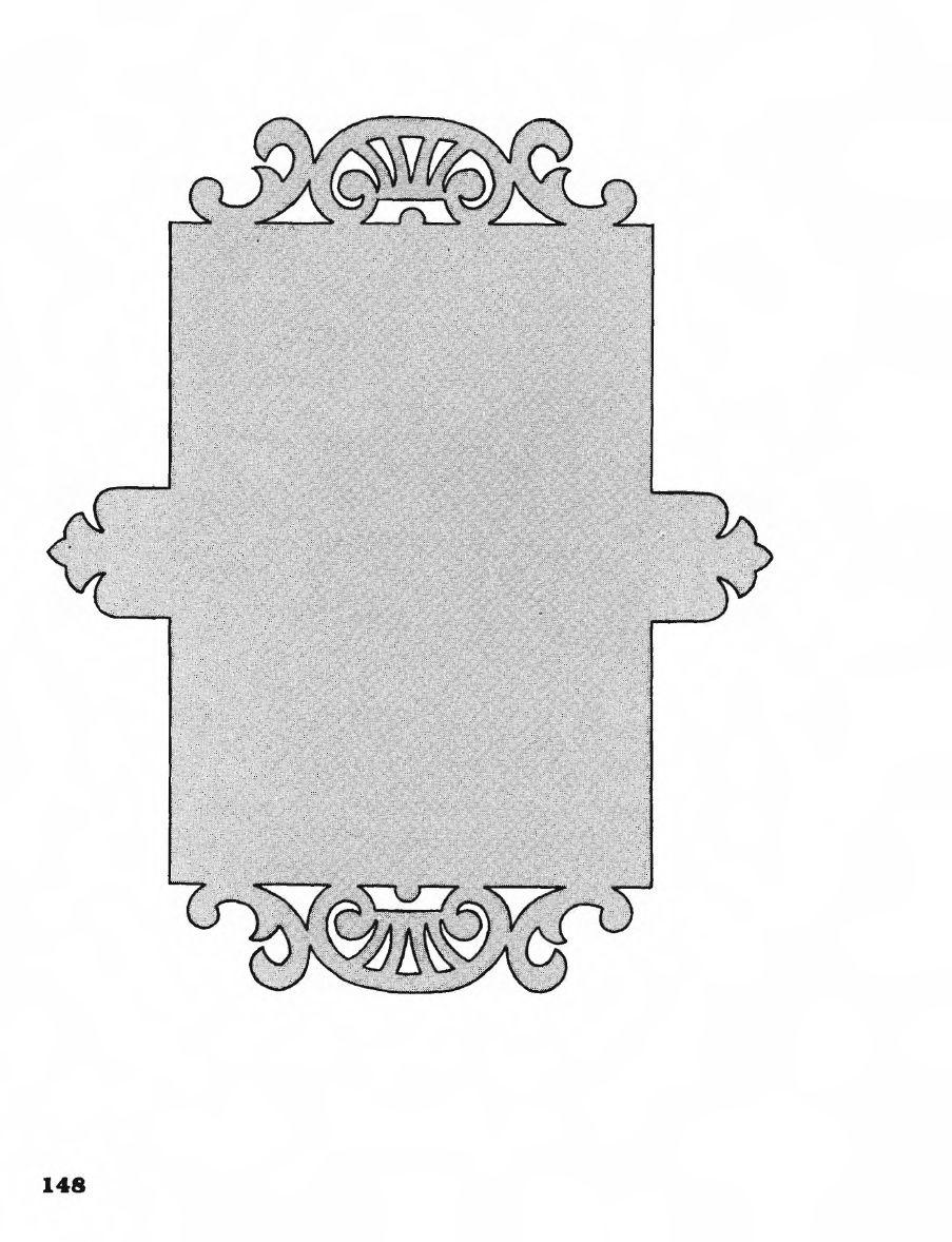 Classic Fretwork Scroll Saw Patterns Scroll saw, Scroll