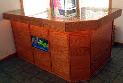 Free DIY Home Bar Plans – 8 Easy Steps | Ideas for the Home ...