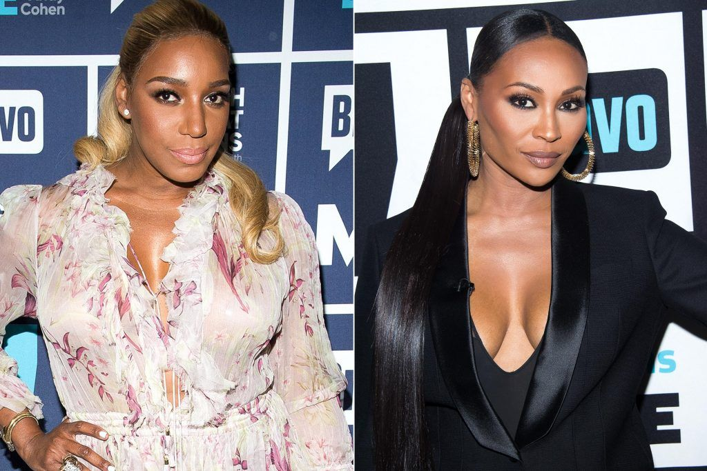NeNe Leakes Freaks Out Over Cynthia Bailey's Engagement