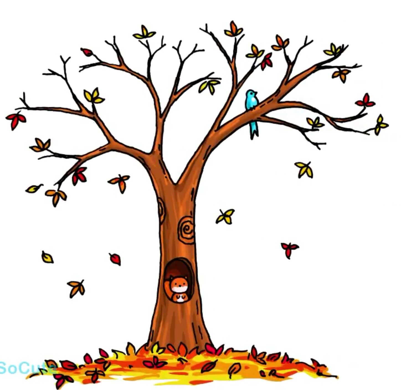 Autumm tree dsc draw so cute pinterest sketchbooks for Cute tree drawing