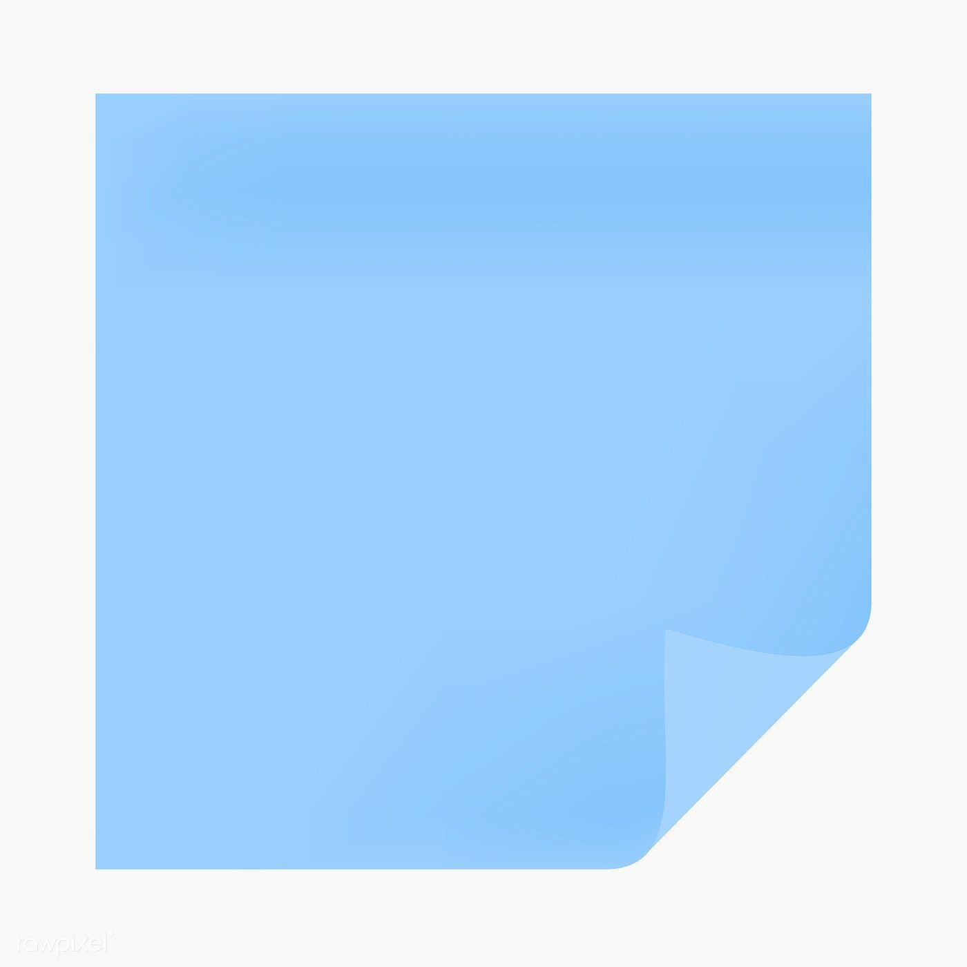 Blue Square Paper Note Social Ads Template Transparent Png Free Image By Rawpixel Com Manotang Note Paper Memo Paper Square Paper