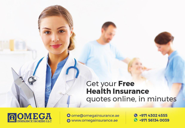 Pin by omegainsurance on Health Insurance Dubai Health