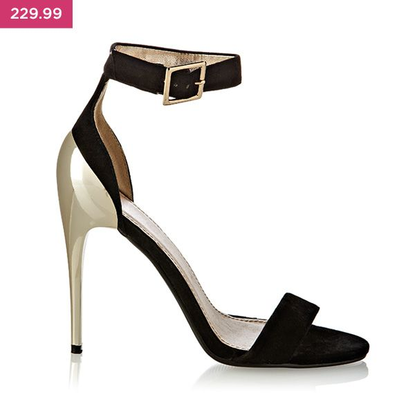 e469000a83 Walk the walk with these stylish heels! Part of the LUV DR range ...