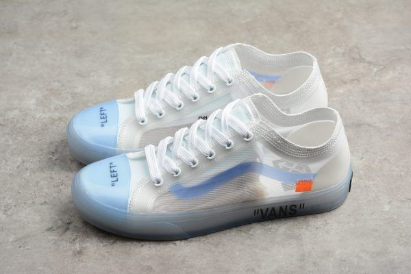 off white vans willy
