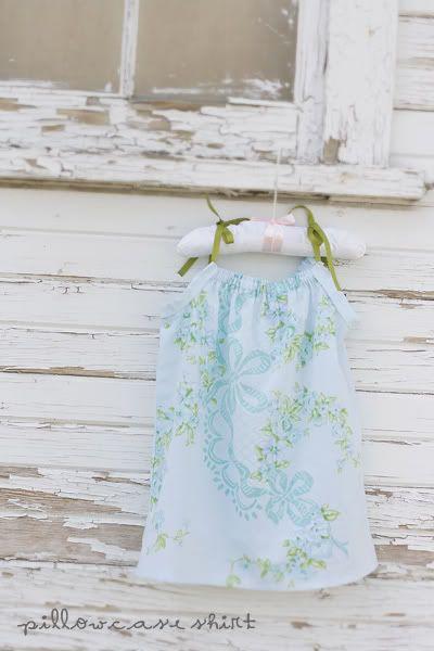 #diy pillowcase dress