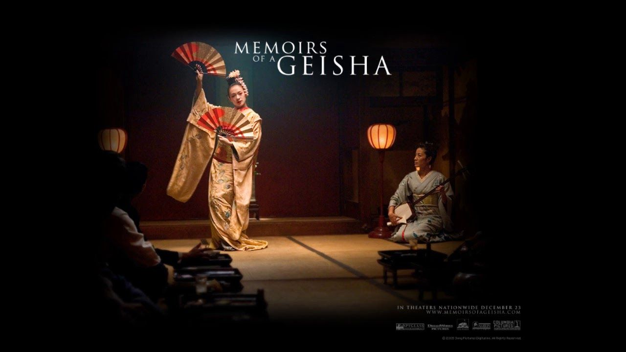 Sayuri Memoirs Of A Geisha Soundtrack Youtube With Images