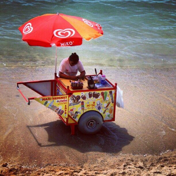#France Côte d'Azur #beach, August 2011