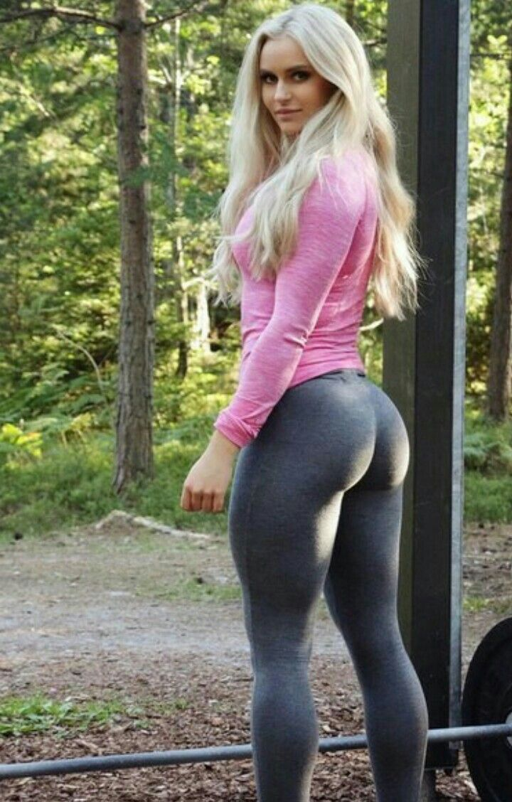 Bubble Butt Blonde