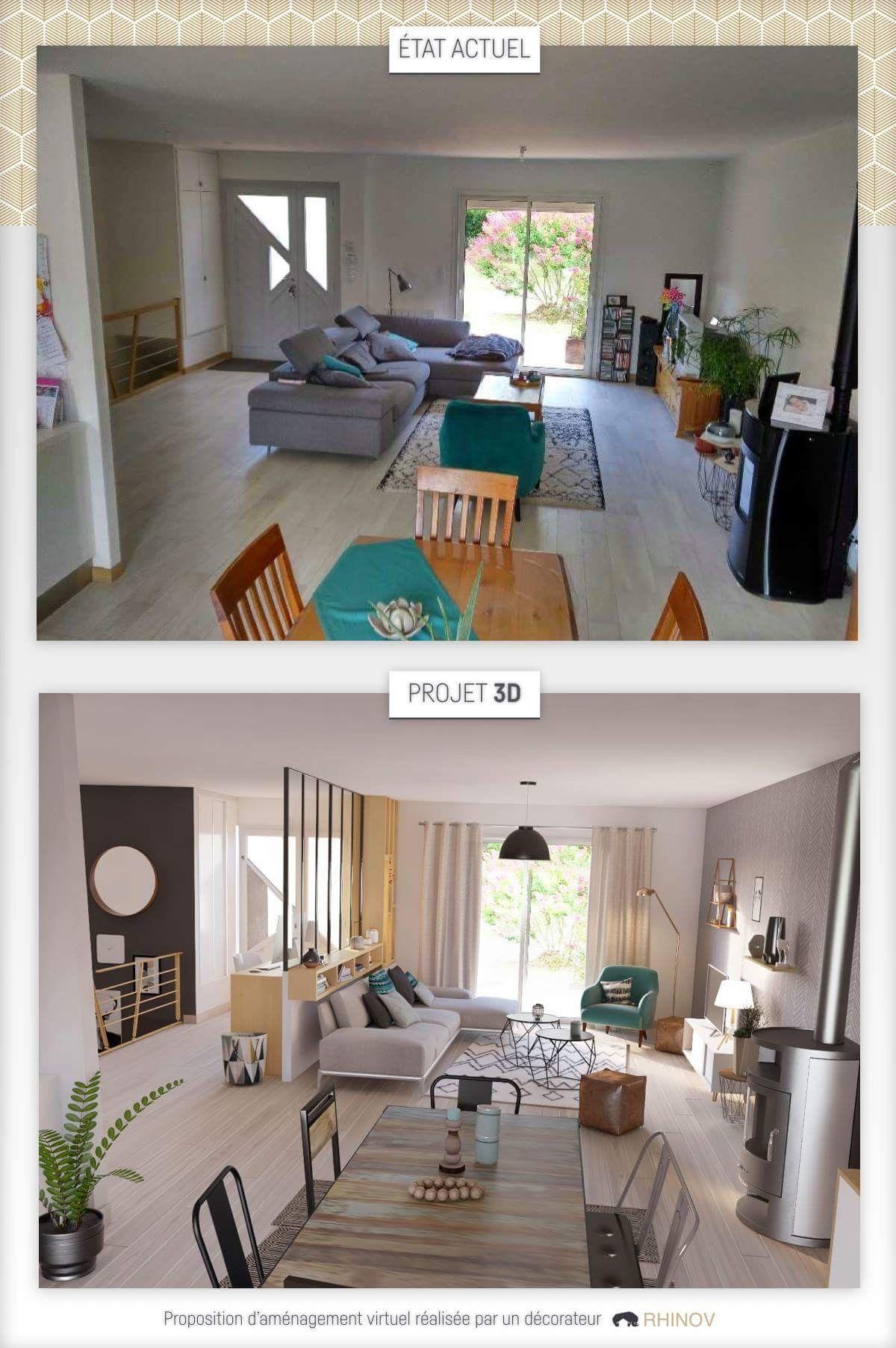 Épinglé par teresa sur * HOME SWEET HOME *  Idée aménagement
