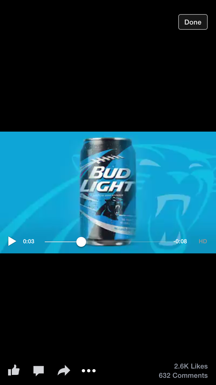 Don't drink but really cool can