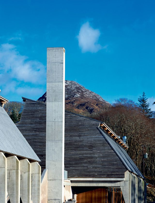 Gmit Furniture College Letterfrack O Donnell Tuomey Irish Architecture Architecture Architectural Practice