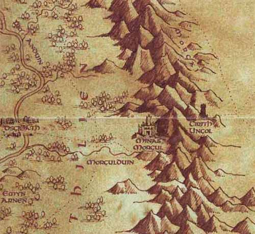 Cirith Ungol Lord Of The Rings The Hobbit In 2019 Pinterest