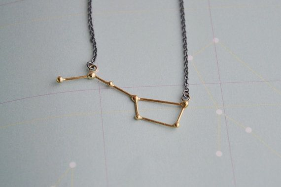 Ursa Major necklace