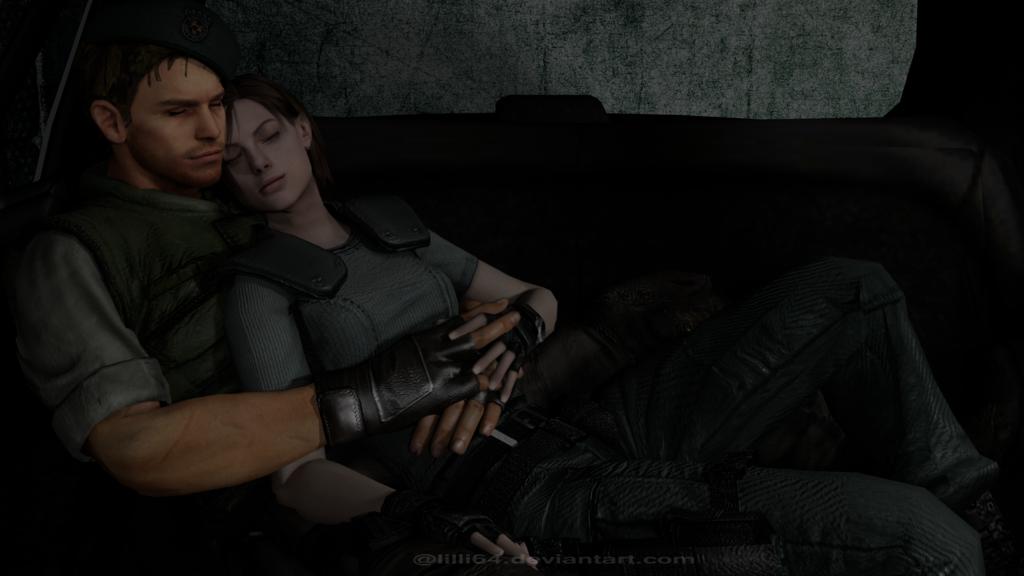 Even Heroes Deserve A Break Resident Evil 5 Resident Evil