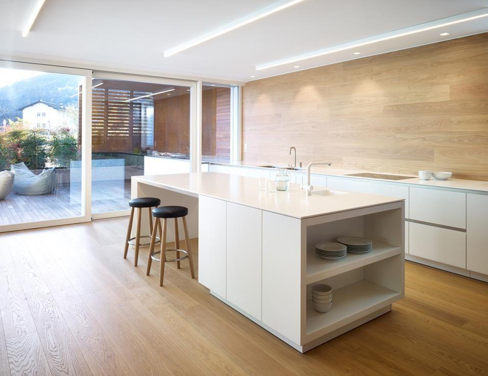 30 idee per realizzare una cucina a isola in casa | Kitchen ...