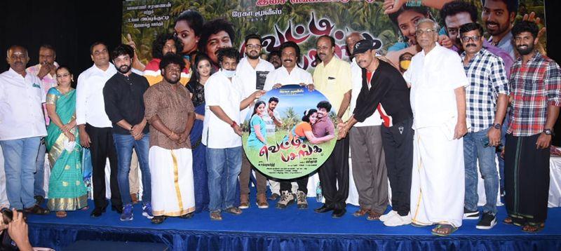 """Master Mahendran Speech At """"Vetti Pasanga"""" Movie Audio Launch Video"""
