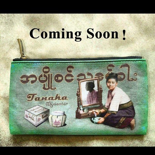 New pouches coming soon! #newline #Vintage #Myanmar #Burma #birmanie #newline #Souvenirs #accessories #Fashion. #Burmese #Asia #corporate #gifts by yangoods