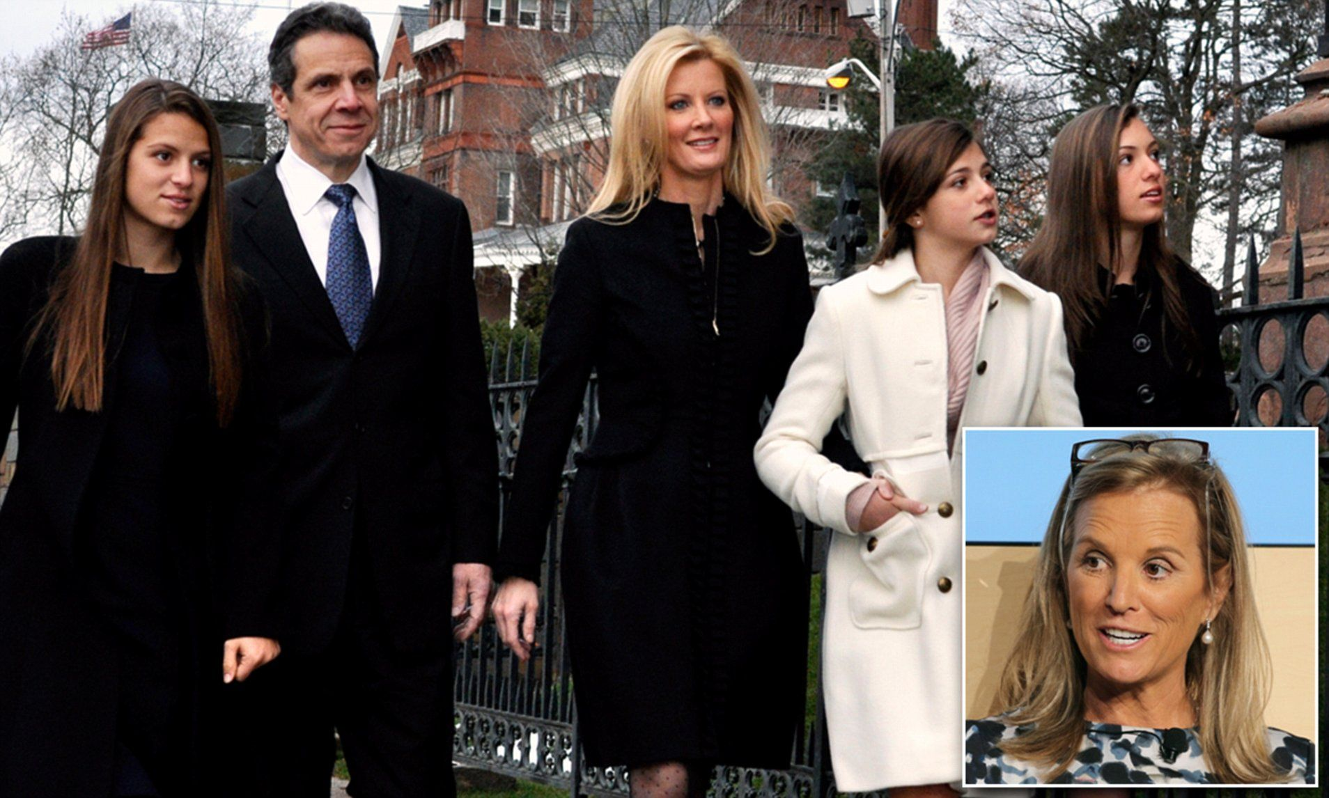 New York Governor Andrew Cuomo Never Paid Fair Share While Married In 2020 Andrew Cuomo Kennedy Family Andrew